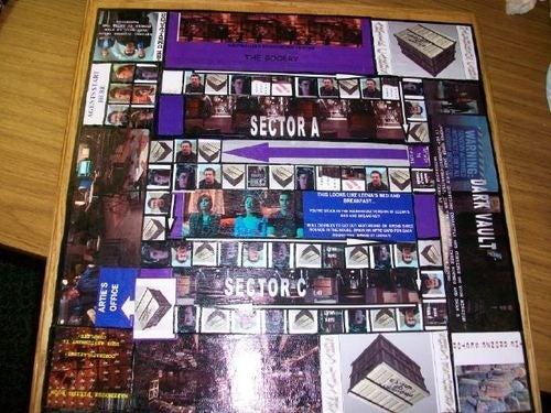 Warehouse 13 fans create their own warehouse board game!