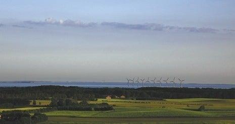 Danish Isle Runs Completely on Renewable Energy, Is Greenest Guinea Pig Ever