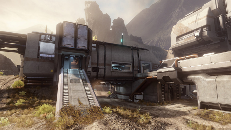 The Flood Return In Halo 4