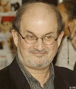 Salman Rushdie Will Sue Your Ass
