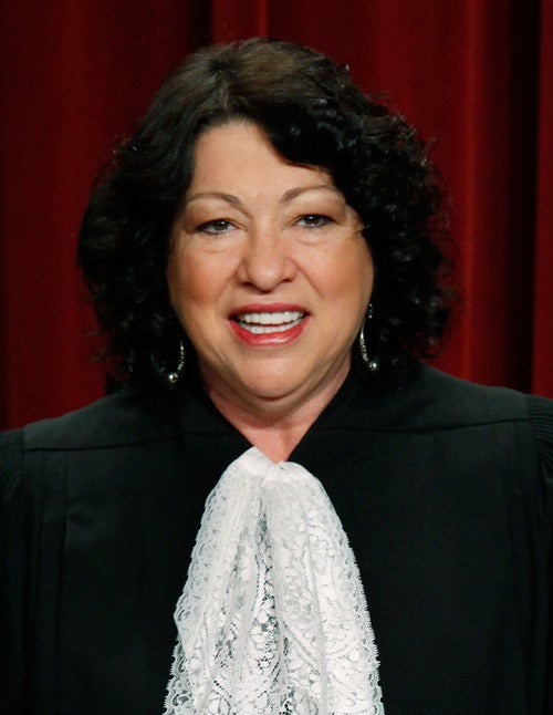 Justice Sotomayor And The Supreme Court Shuffle