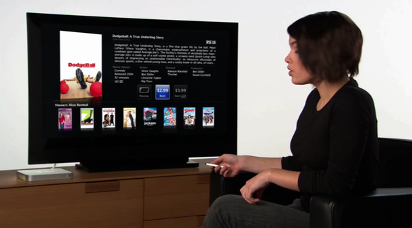 Apple TV Guided Tour