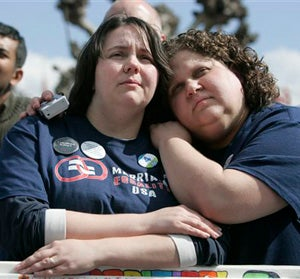 California Court Upholds Marriage Inequality, Except For The Already-Equal