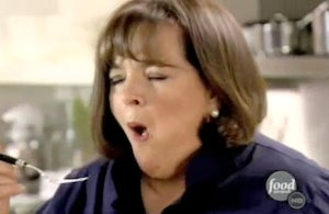 Barefoot Contessa: The Time Ina Had Multiple Foodgasms