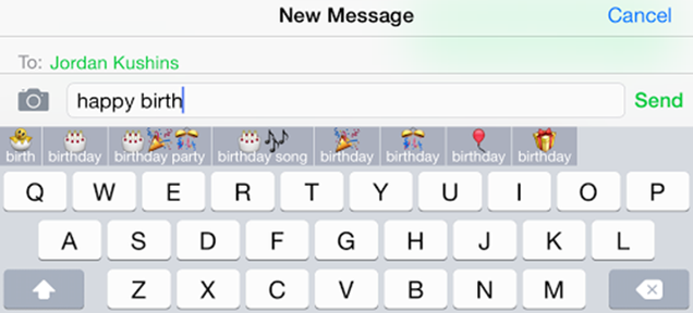 This Keyboard Autocompletes Text to Emoji and Saves Your Favorite Combos