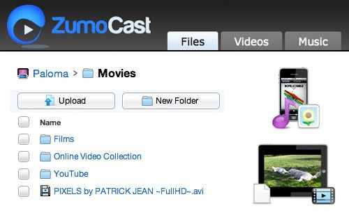Zumocast Streams Your Media Just About Anywhere