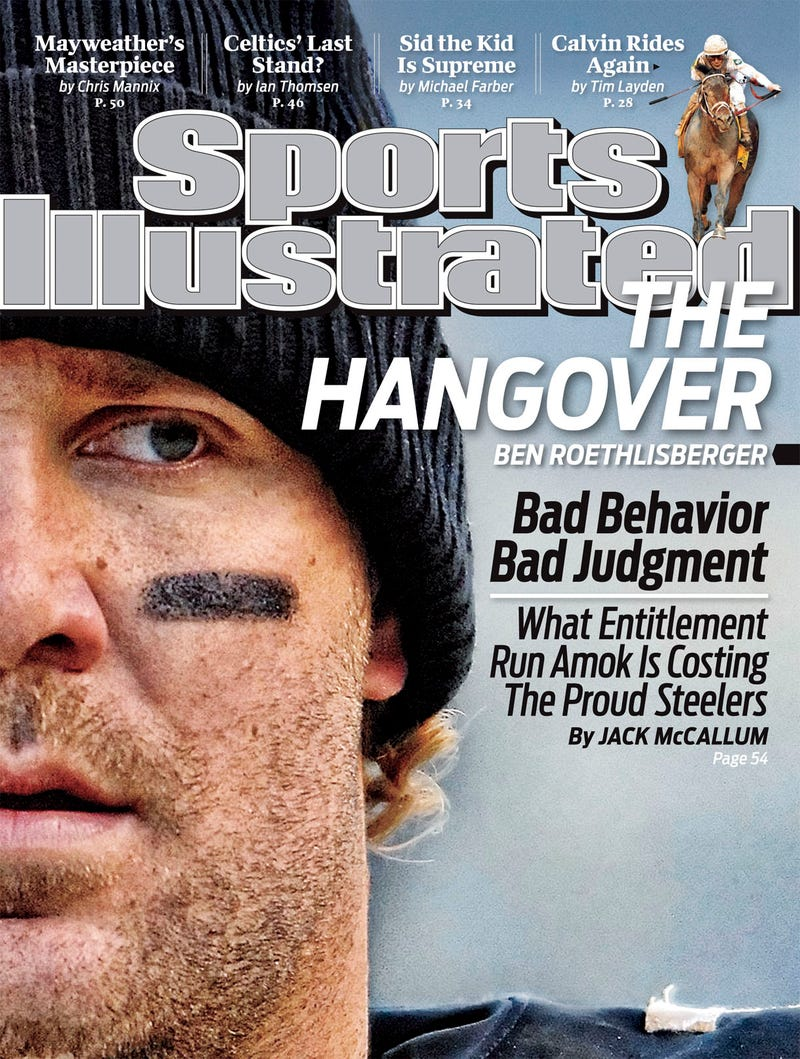 Sports Illustrated Exposes Big Bad Ben