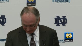 Notre Dame: Manti Te'o Was The Victim Of Mean Internet People