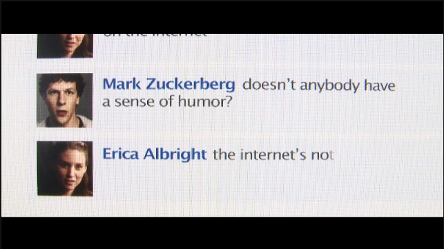 Second Facebook Movie Trailer Looks Even More Ridiculous