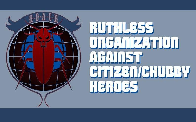 Super Villain Attacks Cincinnati's Real Life Superhero. Your Move, Shadowhare