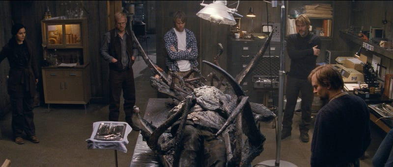 Dissect the alien body of The Thing in this new batch of high-res stills