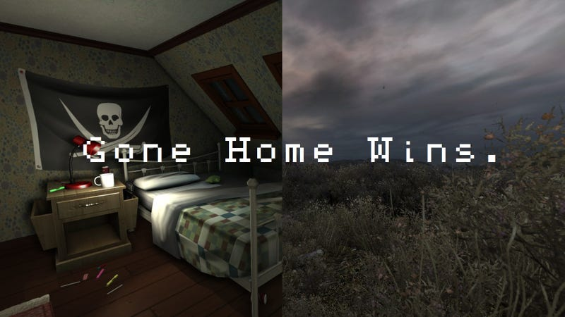 Gone Home vs. Dear Esther