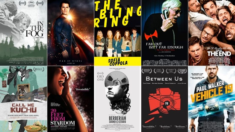 The Week in Movies: Man of Steel, This is the End, and The Bling Ring
