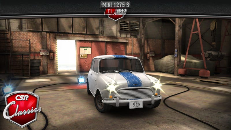 CSR Classics For iPhone Is Like Tamagotchi For Gearheads