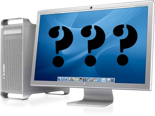 Apple Rumors: New Monitors Tomorrow?
