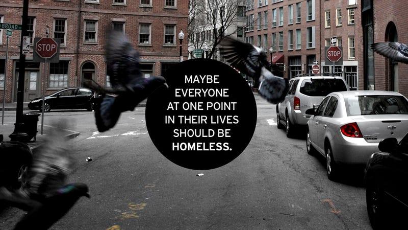 """""""I Hope For Rain"""": One Homeless Reader's Story"""