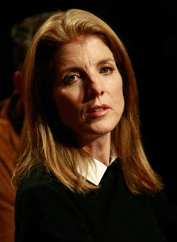 Please Stop Talking About Caroline Kennedy's Glass Ceiling