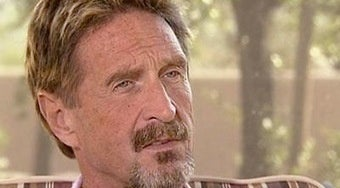 How To Wreck Your Reputation: John McAfee Edition