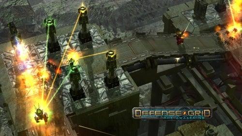 Defense Grid: The Awakening To Demo At PAX