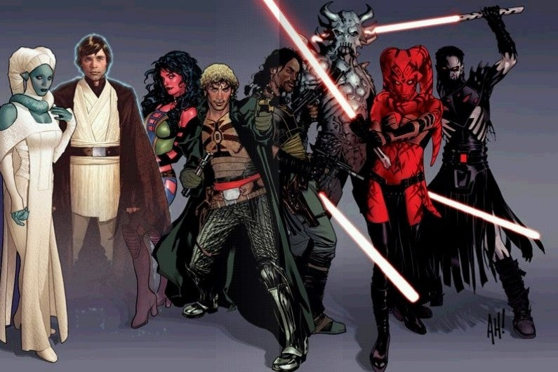 The 10 Best Stories In the Star Wars Expanded Universe