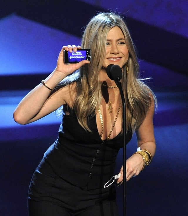 Jennifer Aniston Has Some Boring Things To Tell You