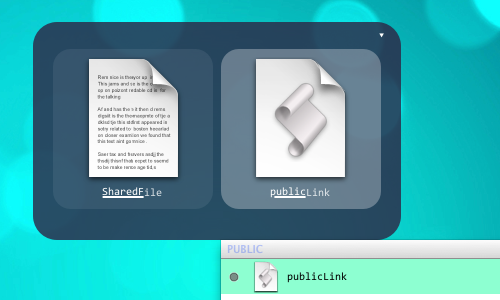 Get a Dropbox File's Public Link Instantly with Quicksilver