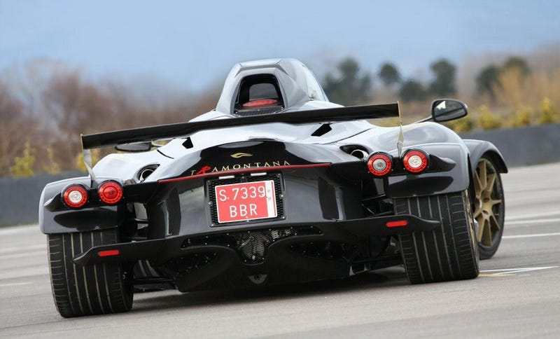 Tramontana R: Ugly In Motion