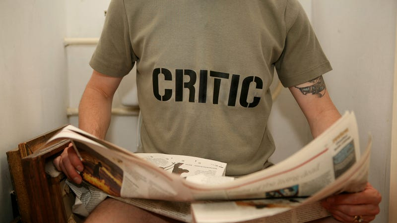 """Use the """"Think, Act, Forget"""" Method to Deal With Critics"""
