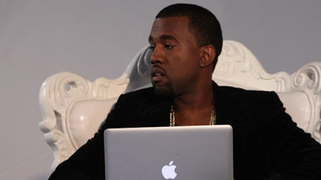 Kanye's Insane Tech Startup Is the Most Insane Kanye Plan Ever