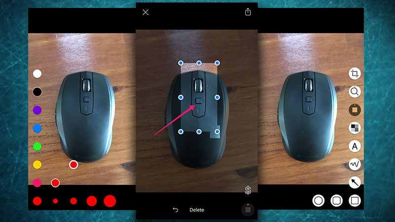Annotable Is a Powerful Image Annotation Tool for iPhone With Zooming, Text Marking, and More