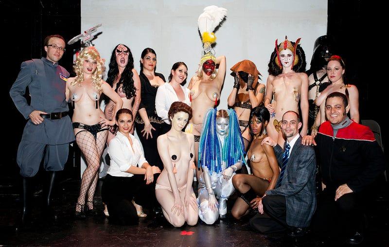 Epic Win Burlesque