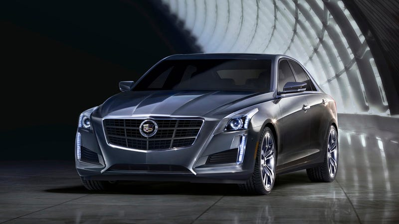 2014 Cadillac CTS: This Is It