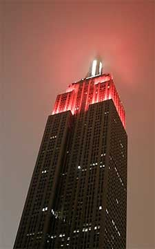 Empire State Building to Get New, Uglier Lights