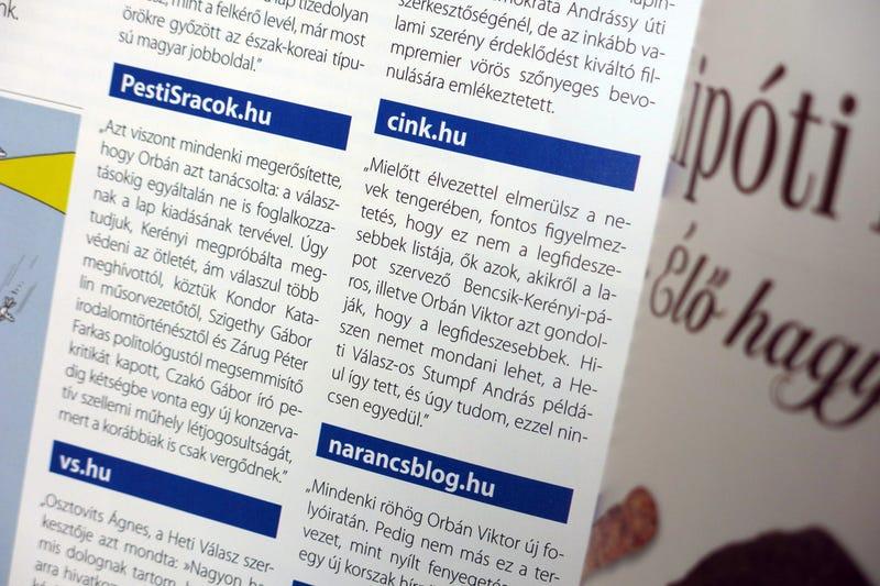 Lapozzátok át ti is a Magyar Krónika friss és ropogós első számát!