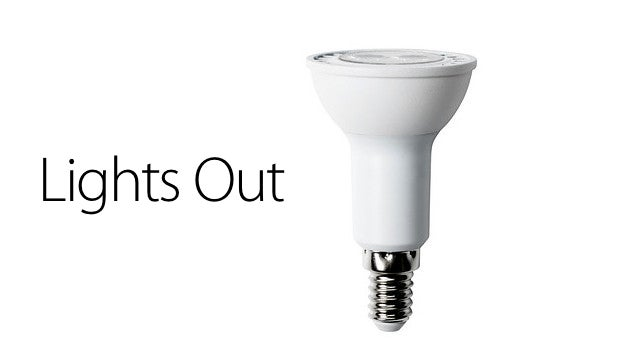 Ikea Will Only Sell LED Lights Soon
