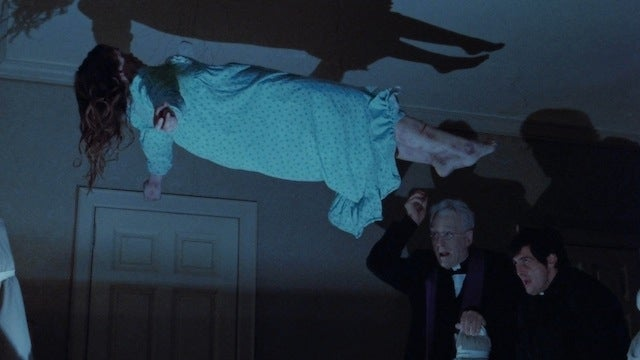 This Exorcist test footage is creepier than most found footage horror