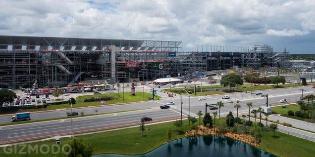 Daytona Rising: From Aging Track to Hi-Tech Motorsports Mecca