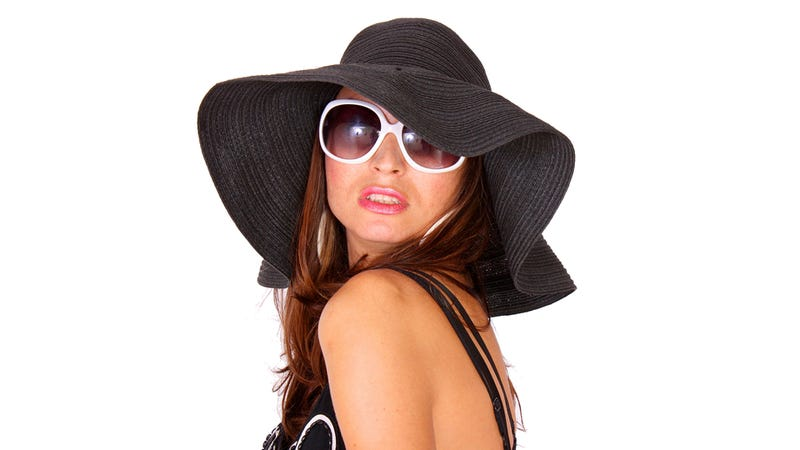 Everything You Need to Look Like a Fool Protecting Yourself From the Sun