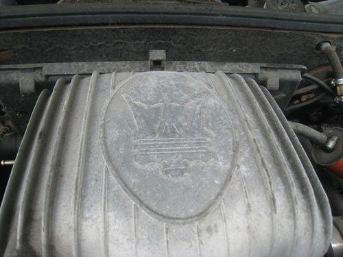 1986 Maserati Biturbo Down On The Junkyard