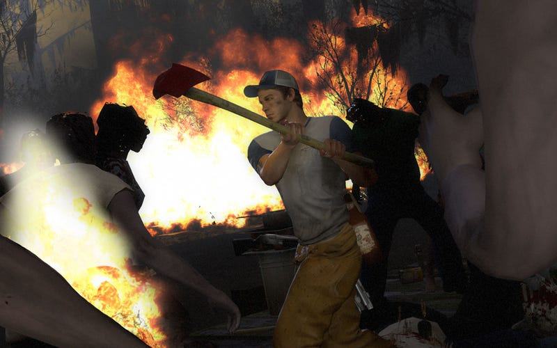 Left 4 Dead 2 Extended Impressions