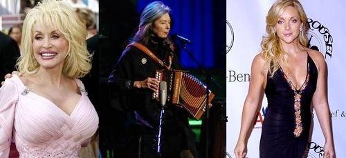 Dolly Parton Born, Kate McGarrigle Dies, Jane Krakowski Engaged