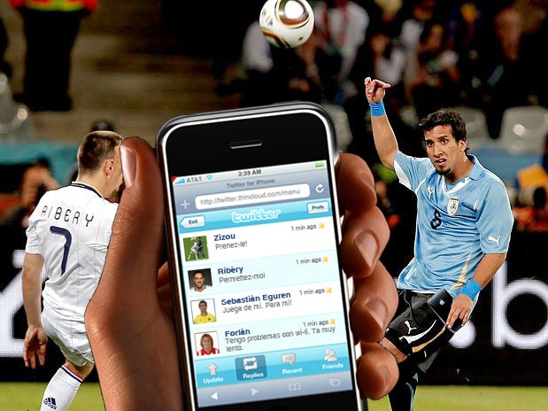 World Cup Tech Gallery