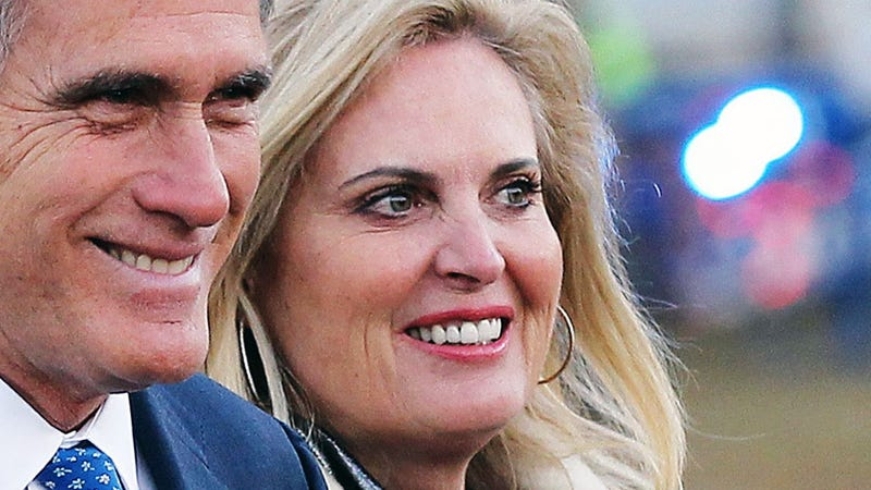Ann Romney Joins Twitter to Exact Revenge on Rude Democrat