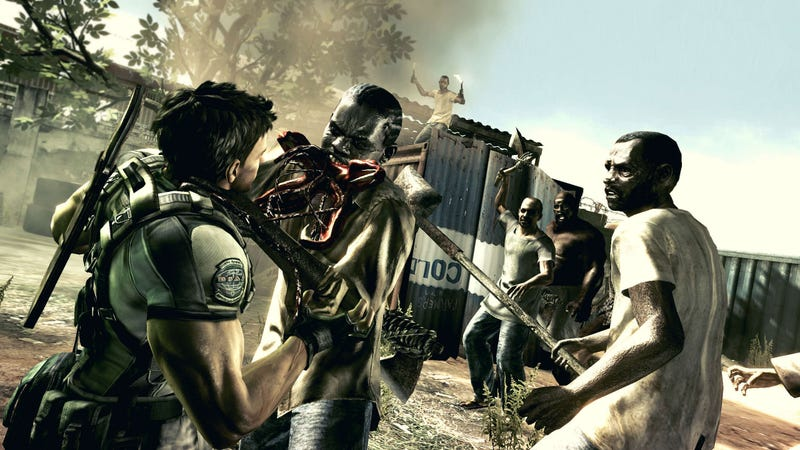 First Resident Evil 5 Gameplay Impressions