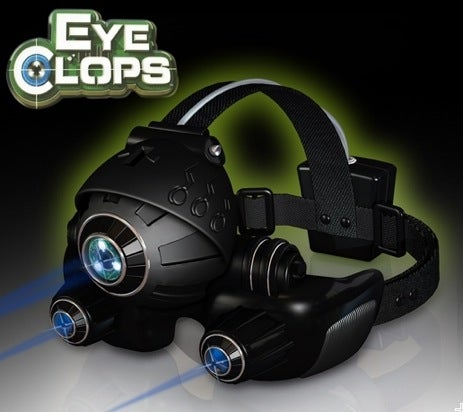 EyeClops Night Vision Goggles, My Secret Manhunt Weapon