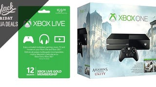Get a Year of Xbox Live for Free with this Xbox One Bundle