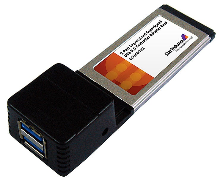 What's Wrong With a USB 3.0 ExpressCard?
