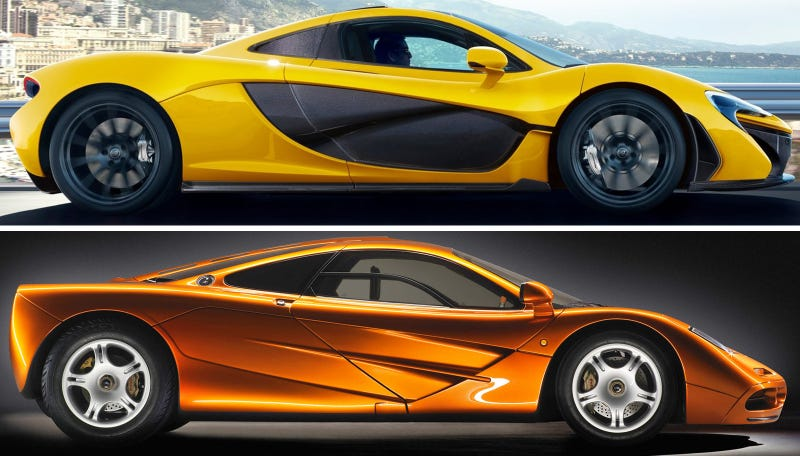 The One Thing Wrong With The McLaren P1