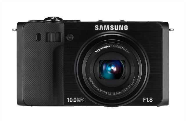 Samsung's Best Ever Point-and-Shoot: TL500 Shoots RAW With Ultrafast F1.8 Lens and Twisty AMOLED Screen