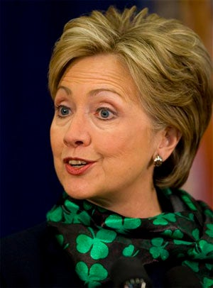 Memo To Hillary: Here's How To Dress For Success